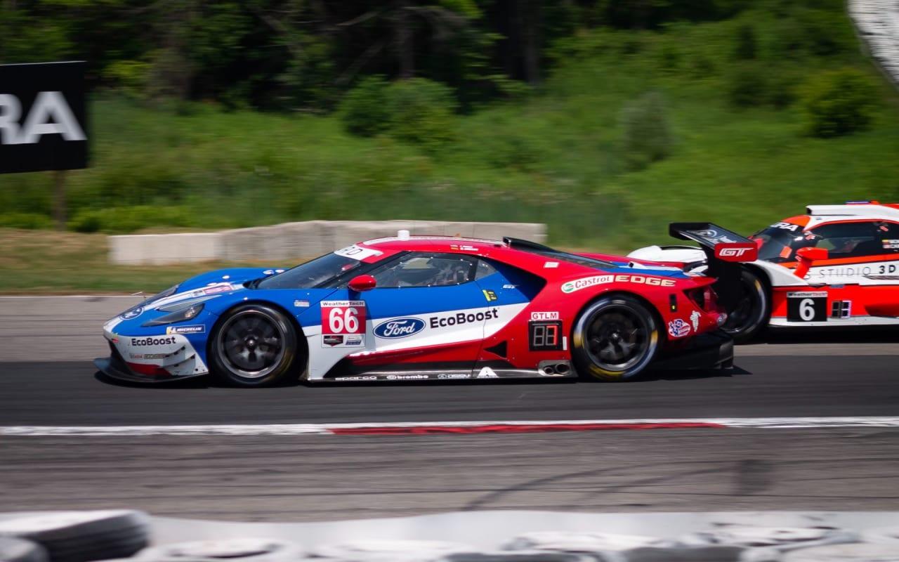 Laguna Seca Auto Races