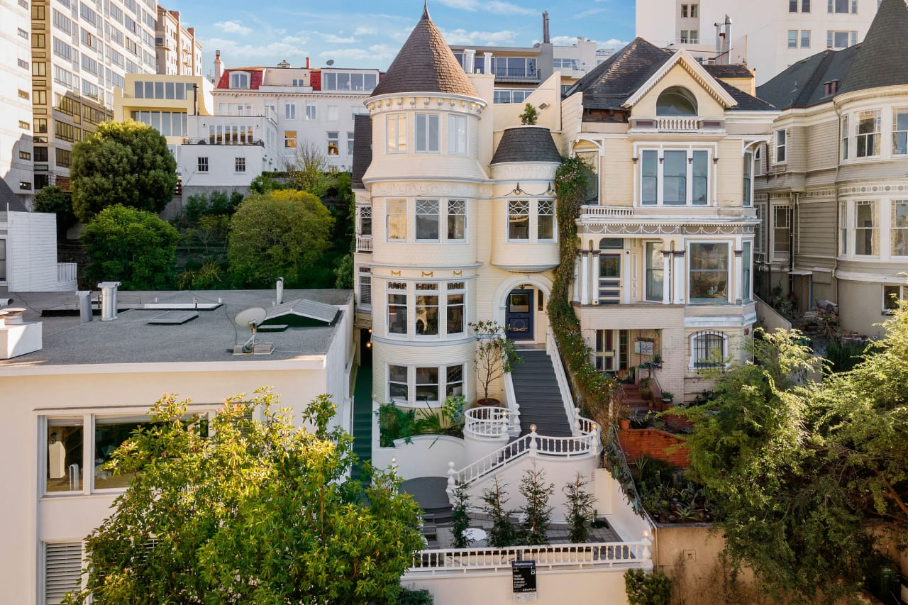 Prime Pacific Heights VIEW Mansion