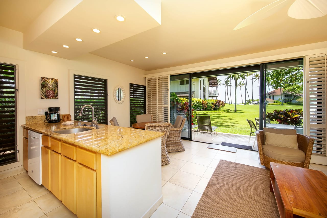 Kauai Real Estate Update, Kiahuna Plantation Ocean View Under Contract, Kauai Business Roars Back, Koloa Roundabout