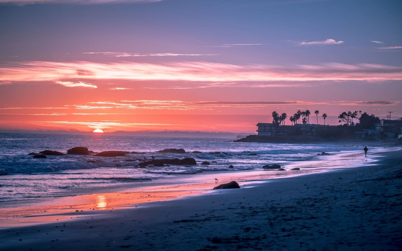 7 Hidden Beaches in Malibu