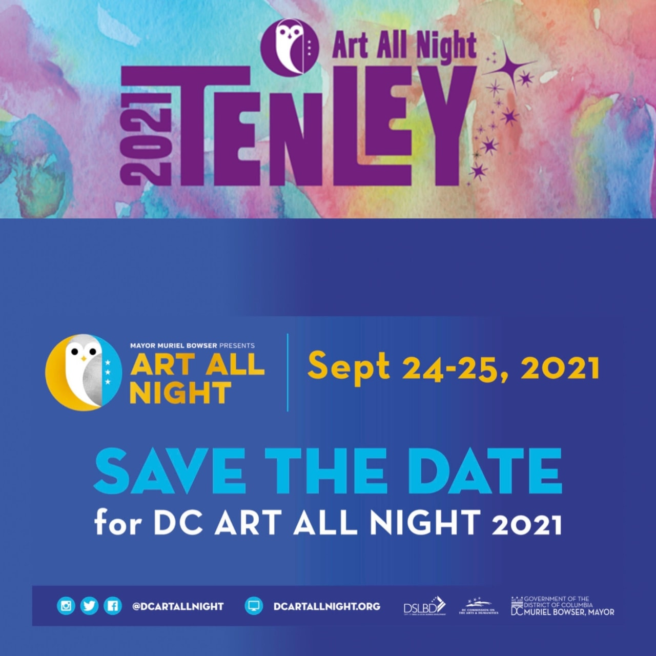 Join me at  Art All Night!