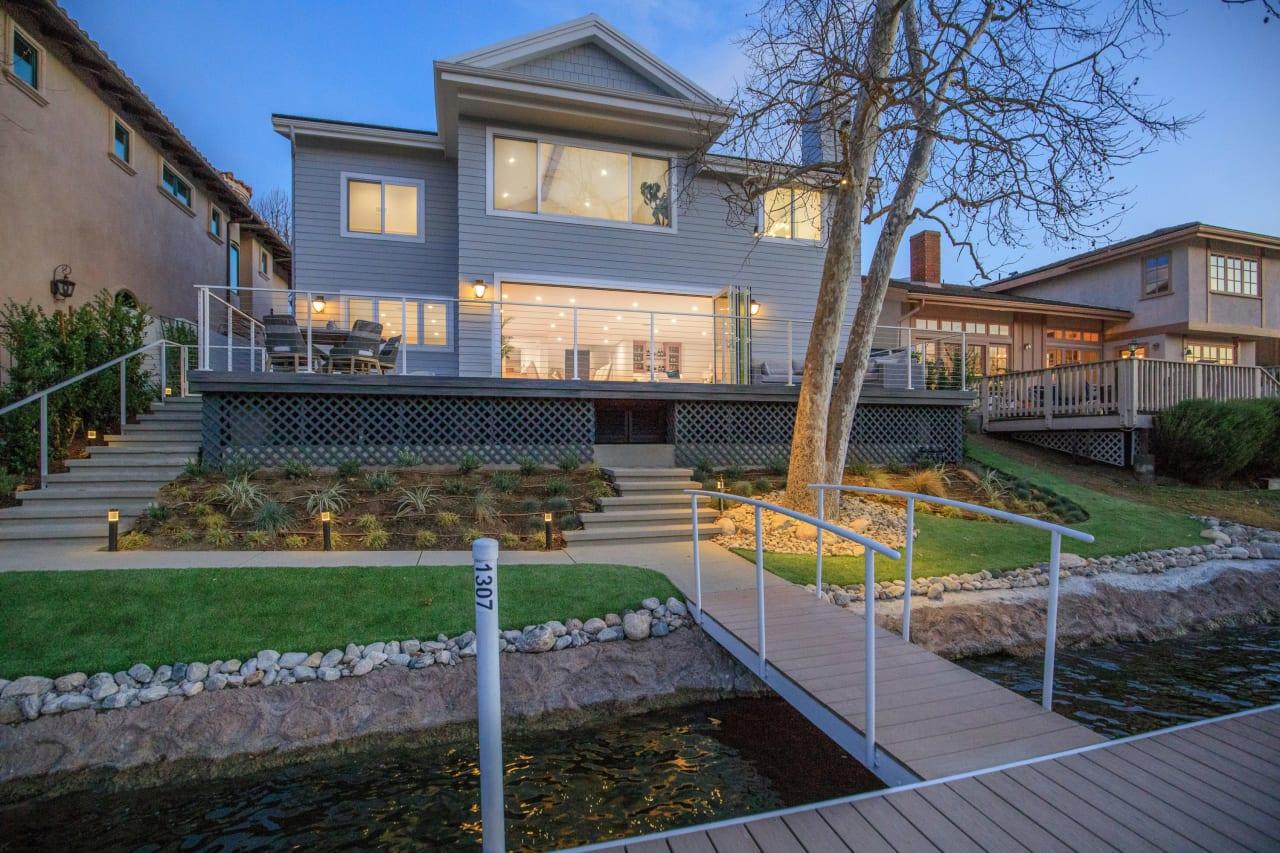 Waterfront Estate on Westlake Island