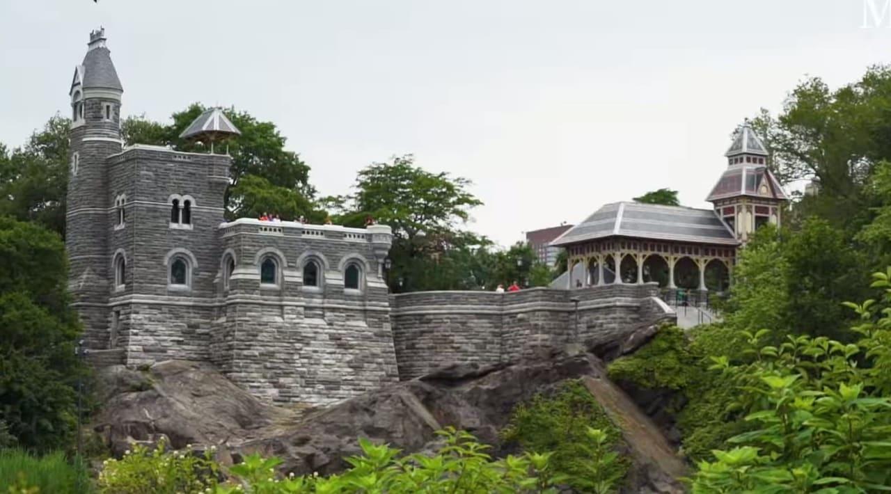 MEIER Live Parties: MEIER Agents Journey to Belvedere Castle in Central Park