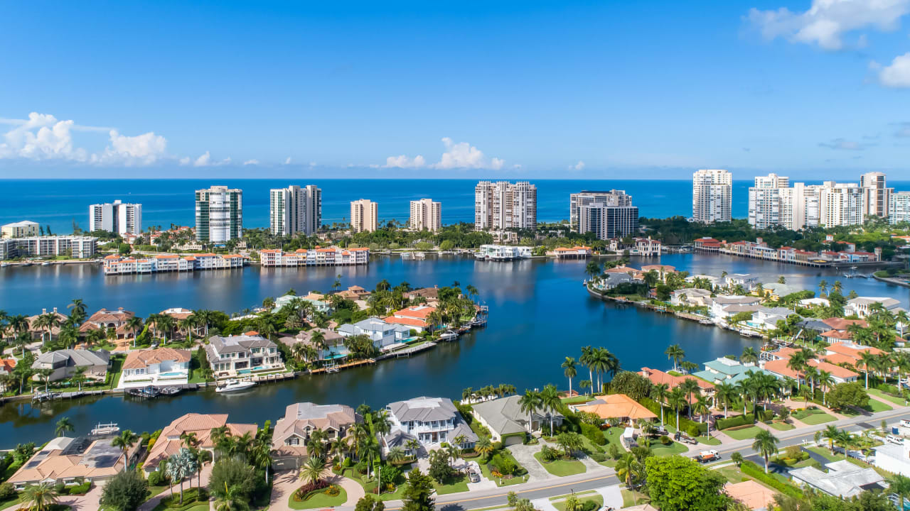 History of Park Shore Neighborhood in Naples Florida