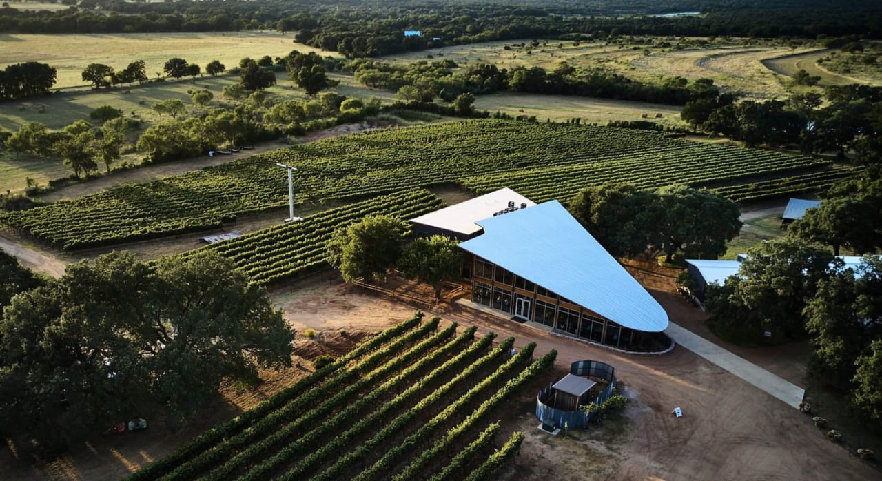 Cheers to National Wine Day - 4 Wineries around Austin cover