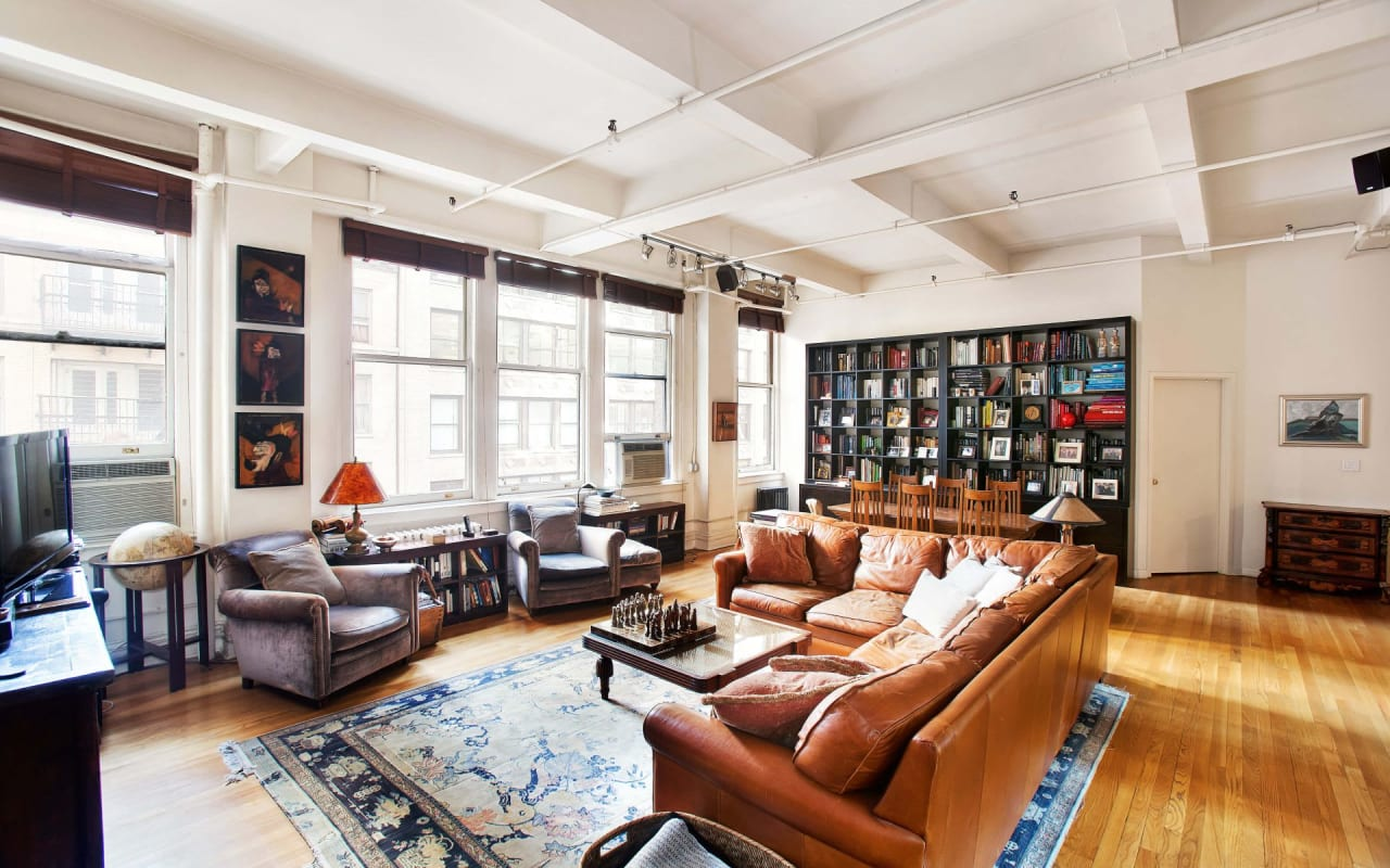 Building Buzz for a Chelsea Loft