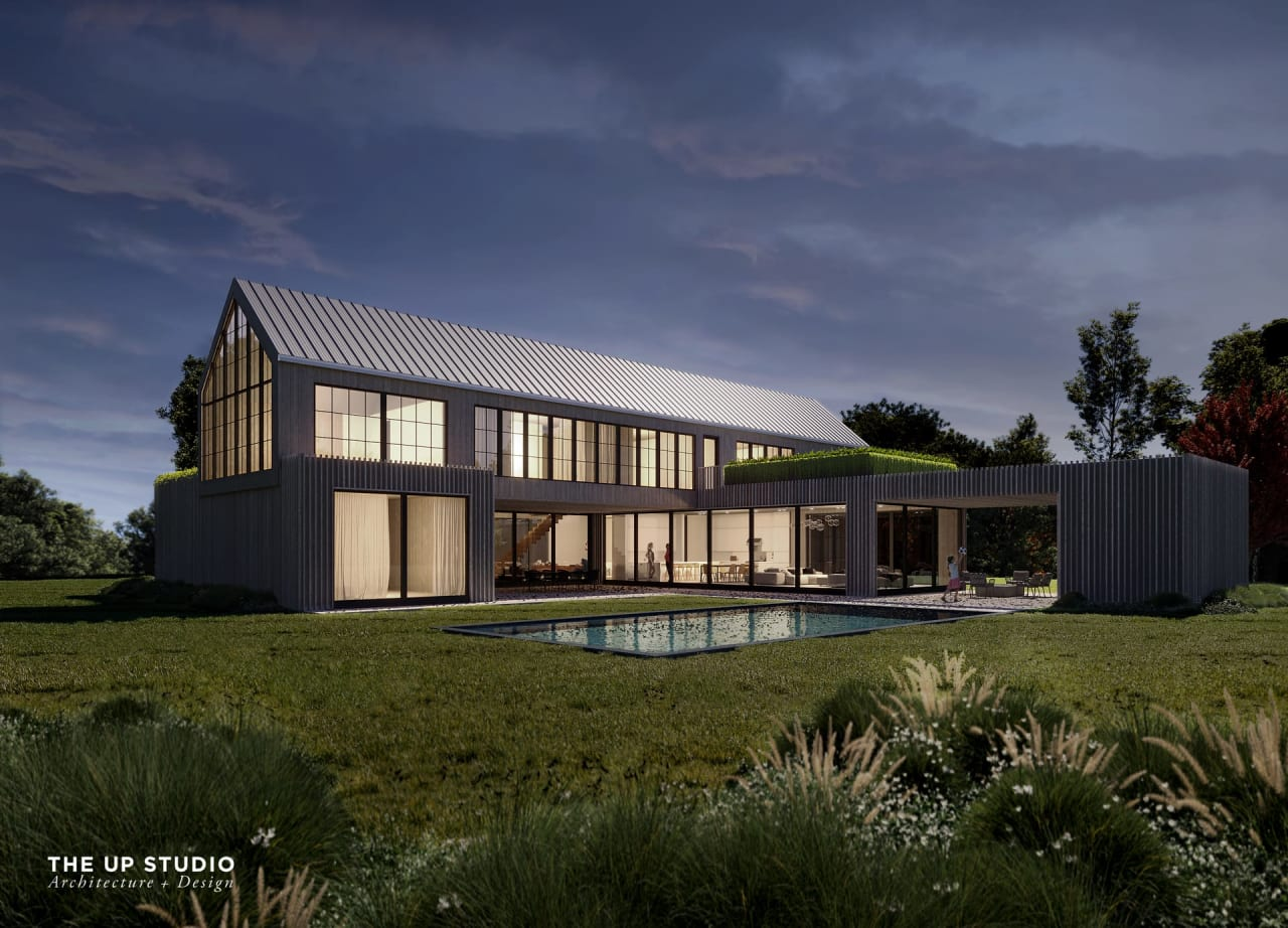 Water Mill South New Construction Modern Farmhouse