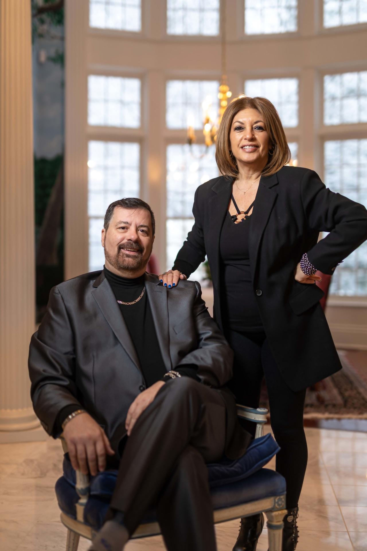 Rick & Donna