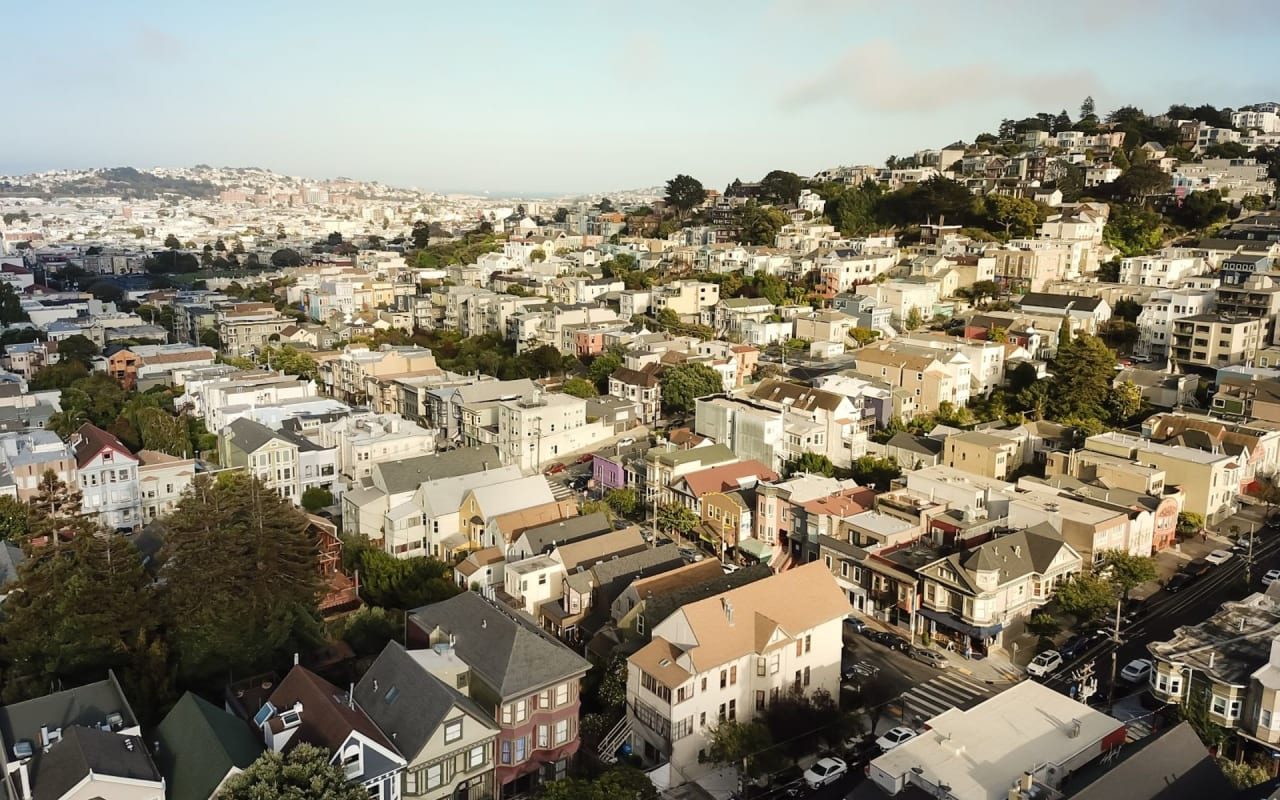 Eureka Valley & Dolores Heights