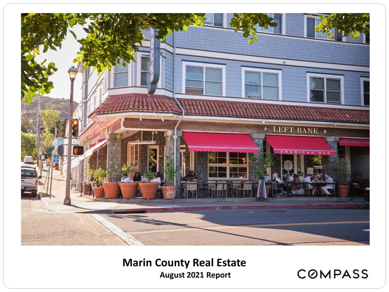 Marin County August