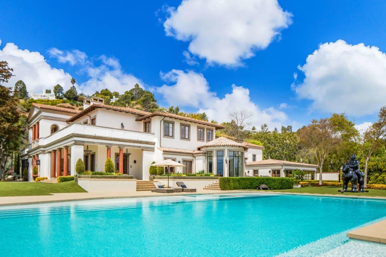 World-Class Celebrity Estate