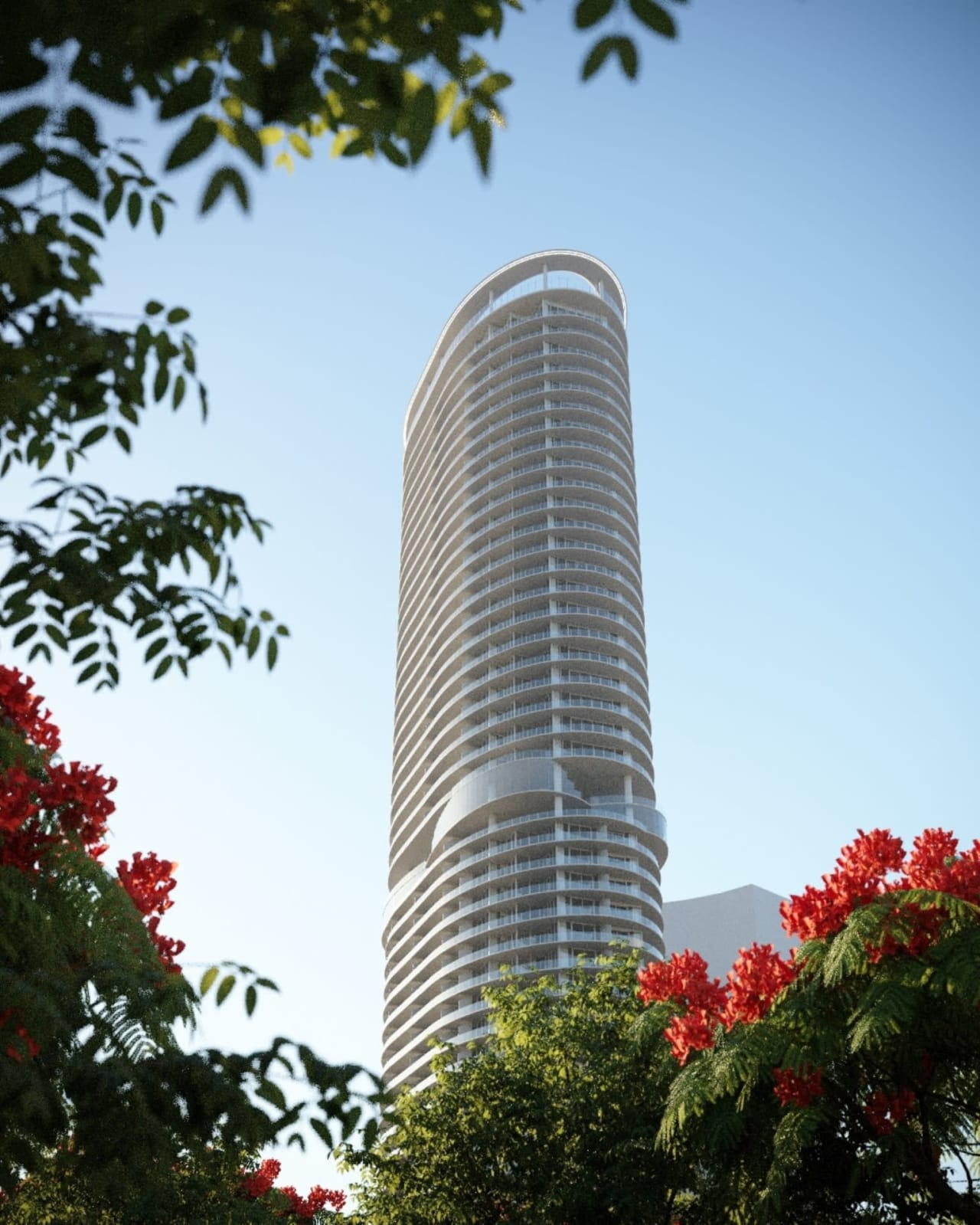 $345M construction loan for tallest Miami Beach tower