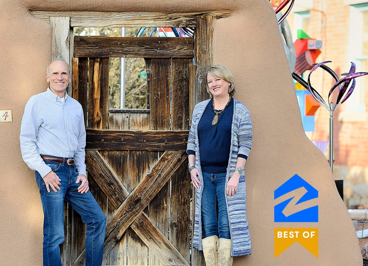 "Ricky Allen & Cathy Griffith Named ""Best of Zillow"""