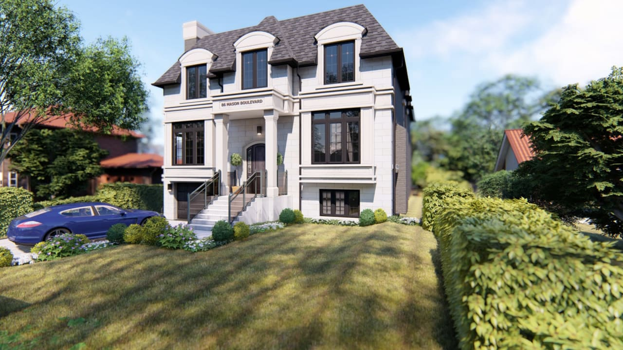 Rare Opportunity To Build Your Dream Home