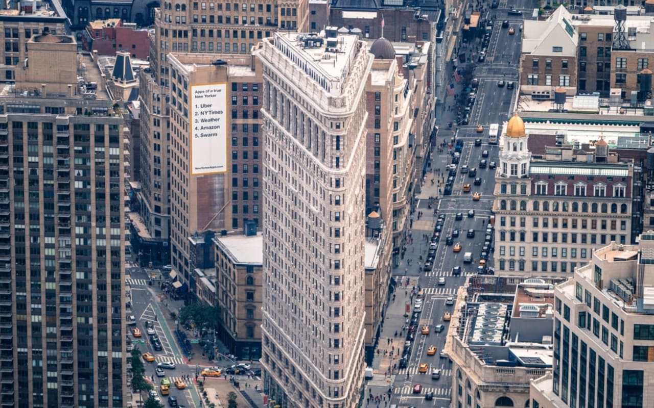 Flatiron, Gramercy & Union Square
