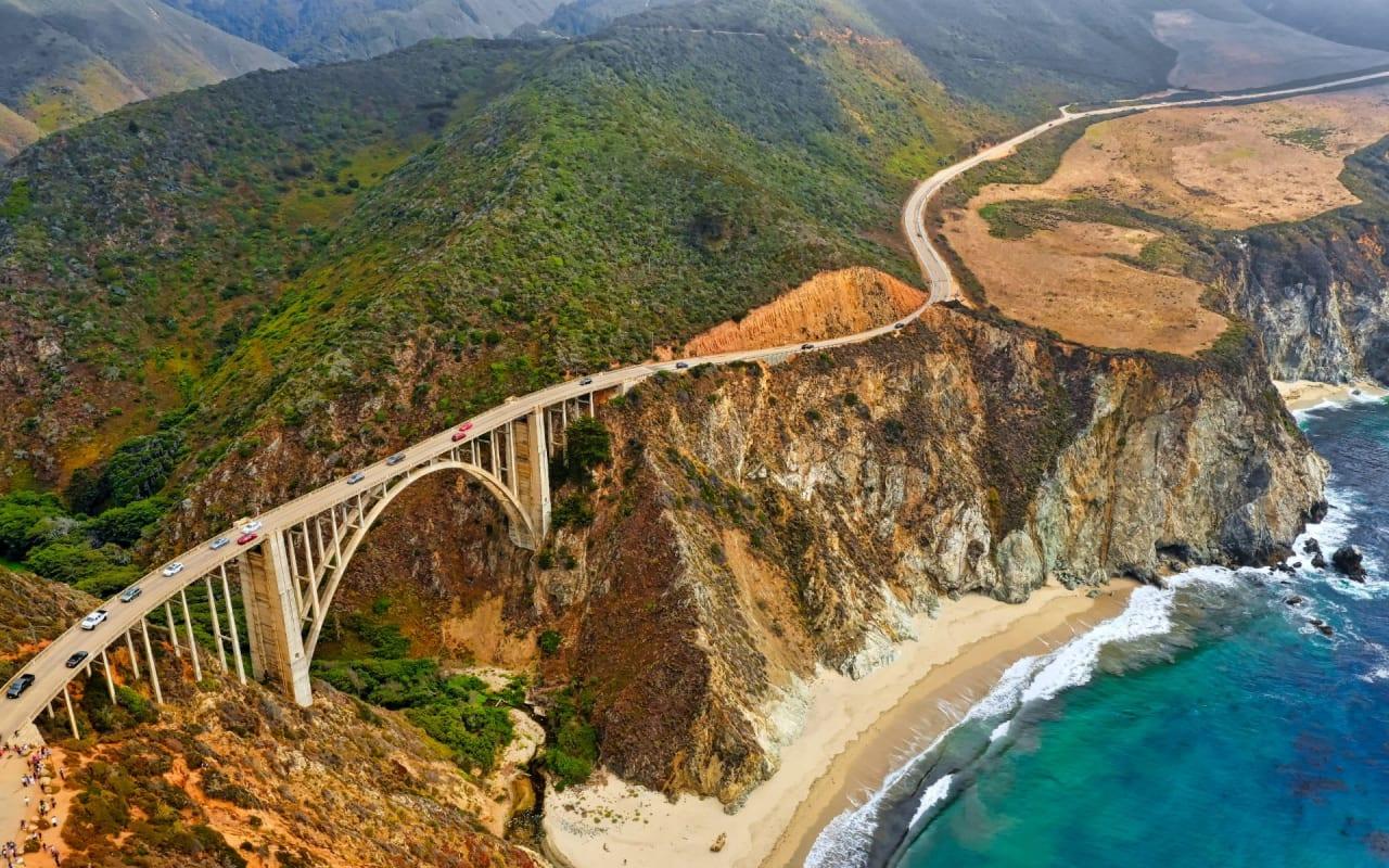 Monterey-Salinas Highway, or Highway 68 Corridor