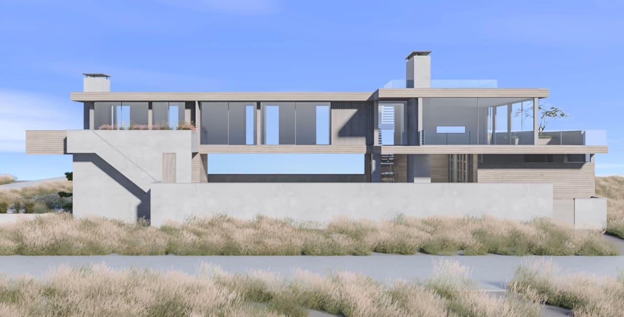 New Construction Modern with Ocean Views