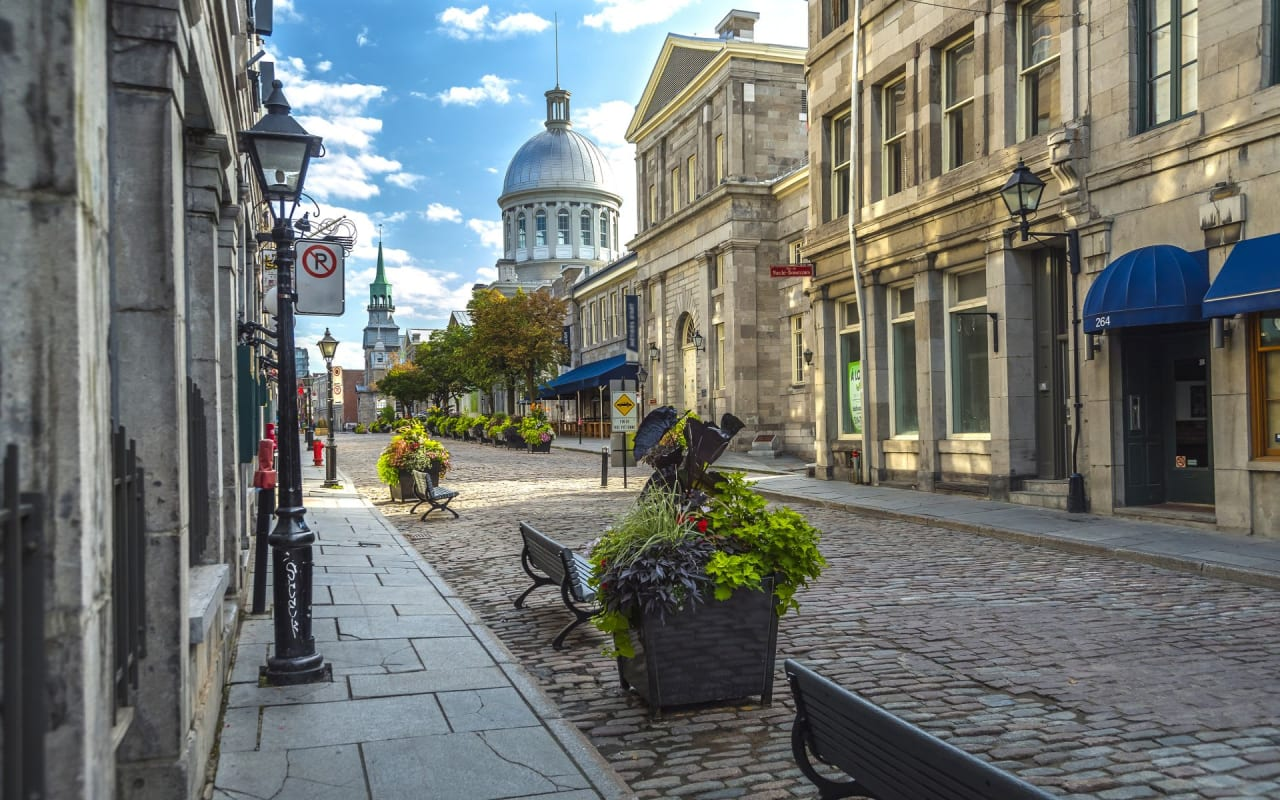 Old Montreal-Vieux Montreal