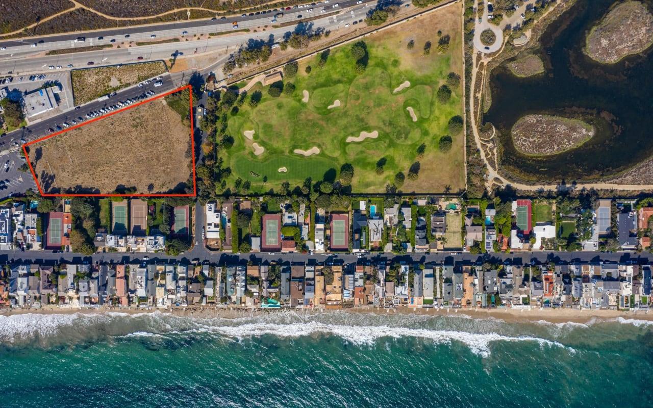 The Malibu Colony Parcel