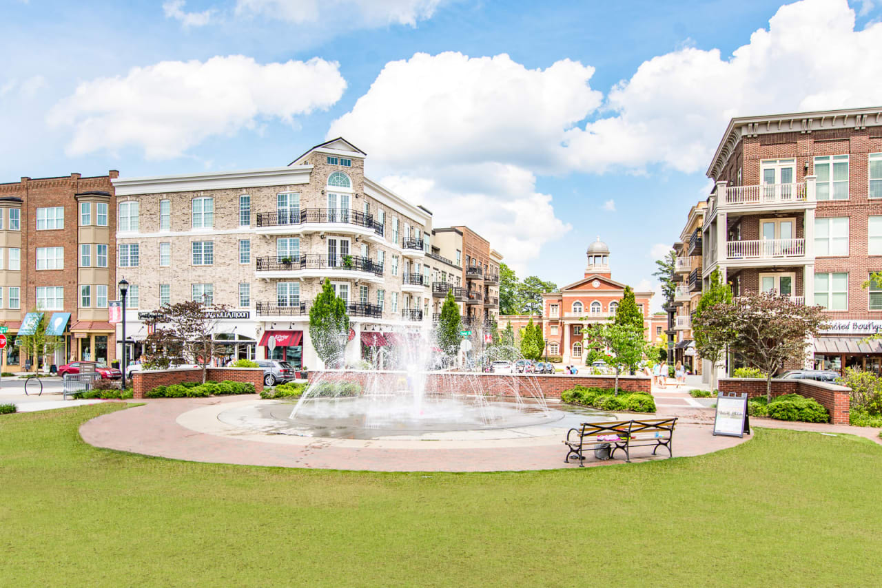 Downtown Alpharetta / Garden District