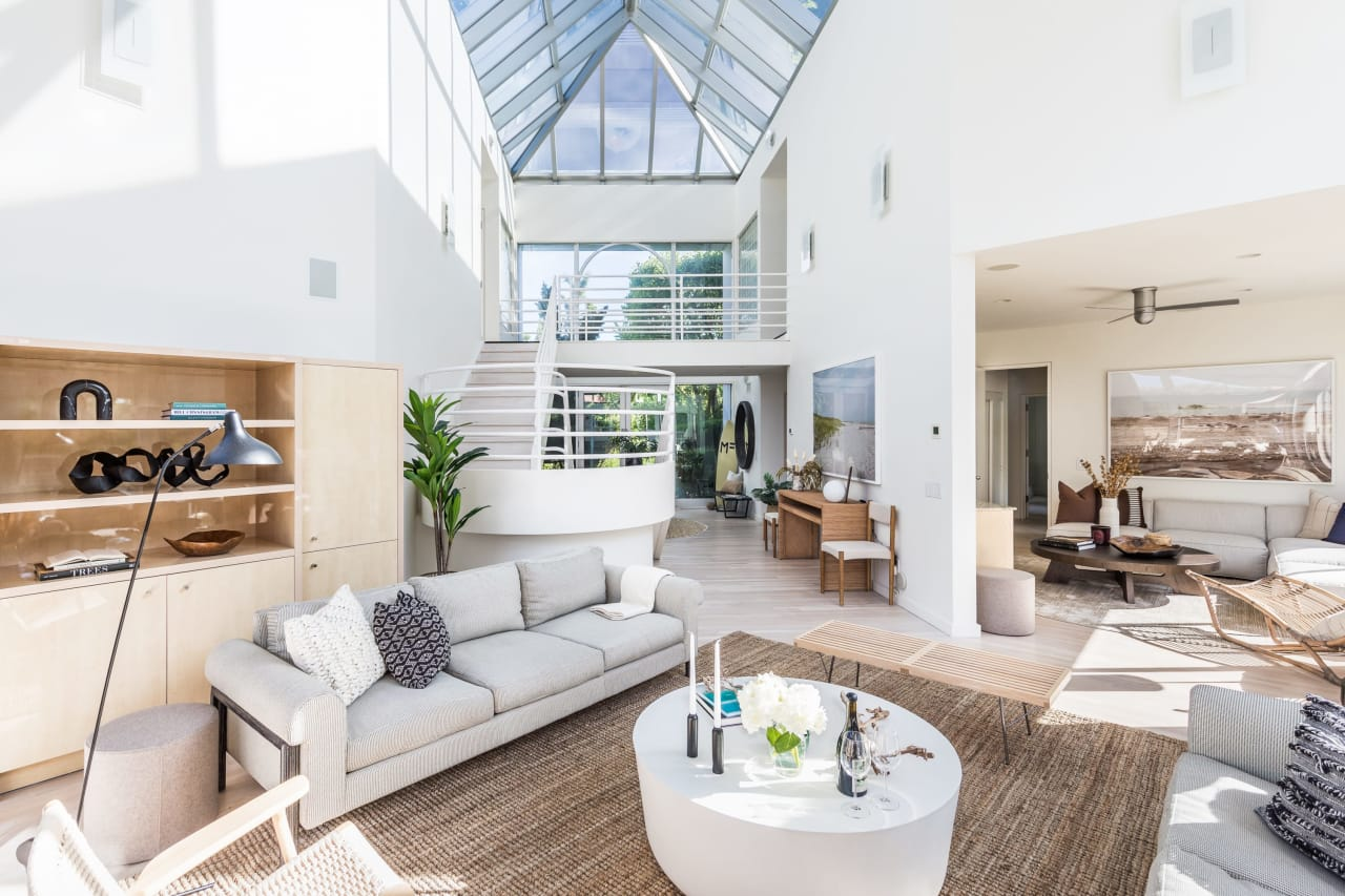 Amagansett Dunes Modern with Ocean and Reserve Views