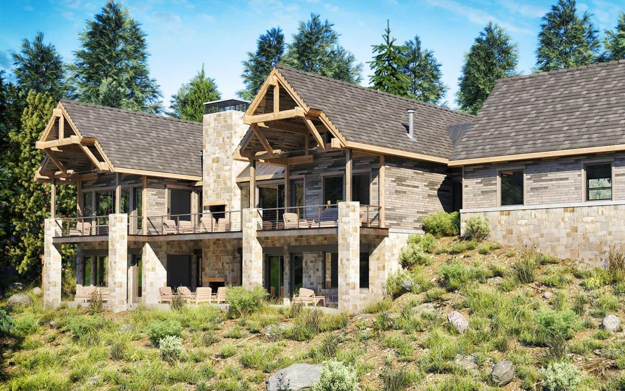 Caribou Ridge, 25 Ridge View Road photo