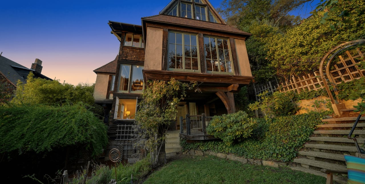 Charming and historic Berkeley home
