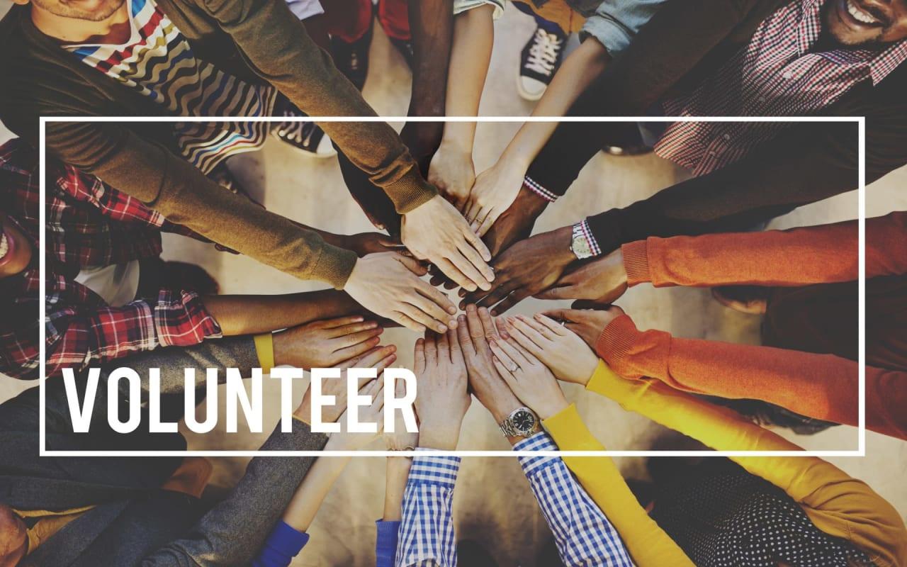 Looking For Ways To Volunteer?