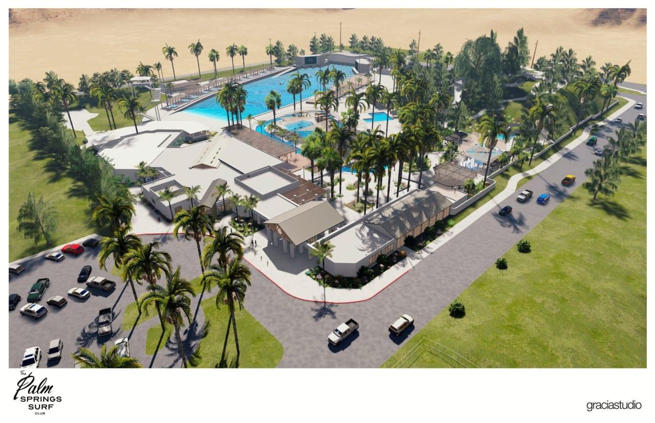 Palm Springs Surf Club
