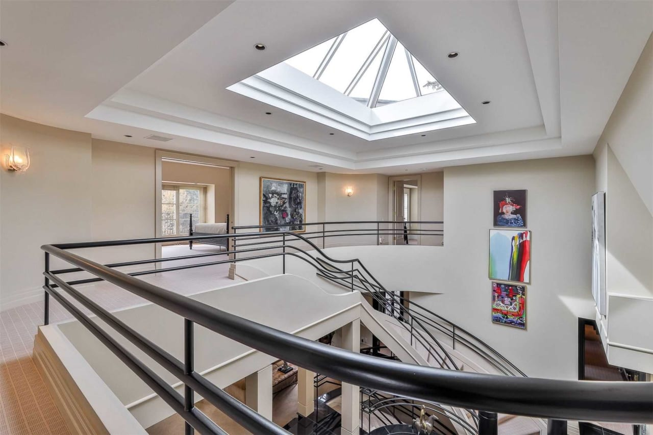 SOLD: Contemporary Forest Hill Custom.