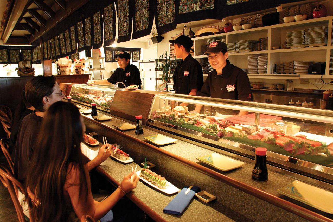 Treat Yourself at Sansei Seafood Restaurant & Sushi Bar