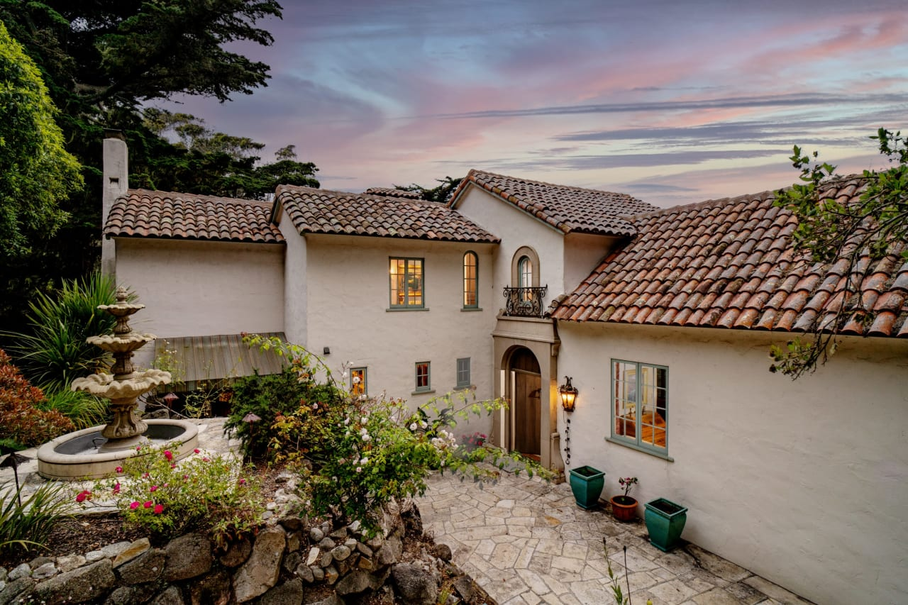 Magical Carmel Highlands Estate - 232 Highway 1, Carmel