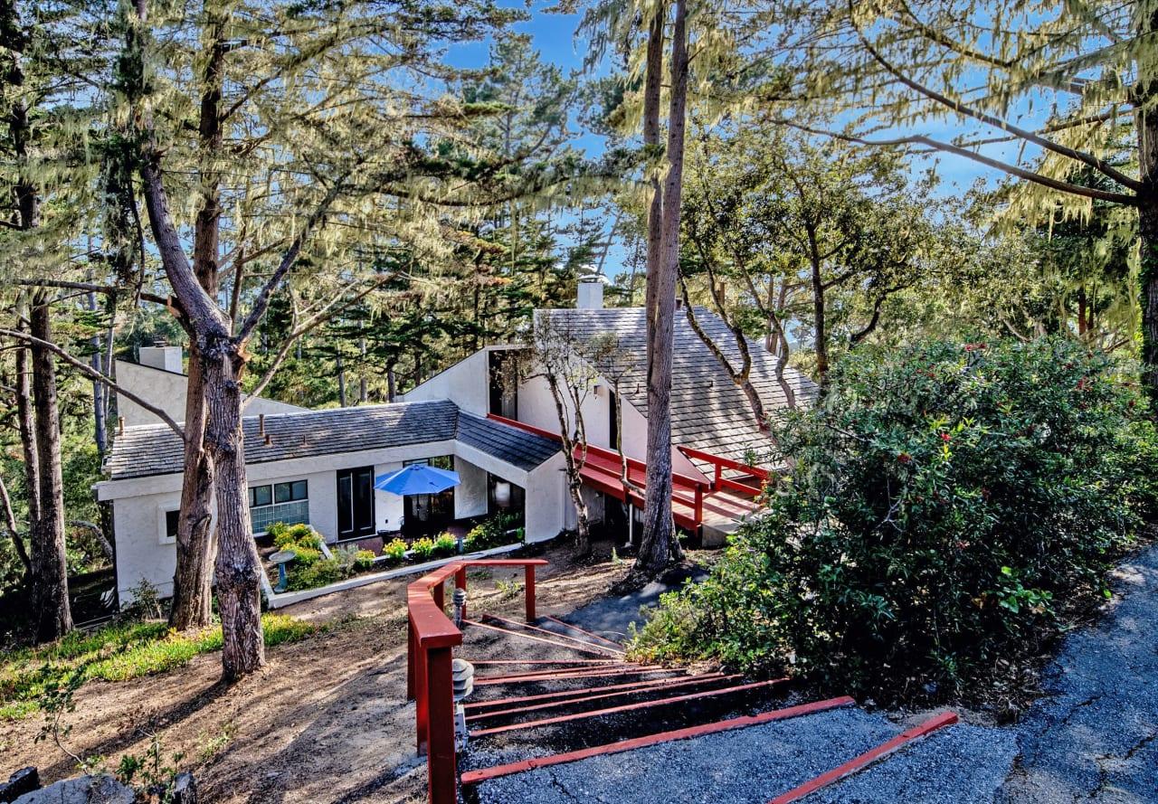 Pebble Beach Oceanview Gem - 3183 Palmero Way, Pebble Beach