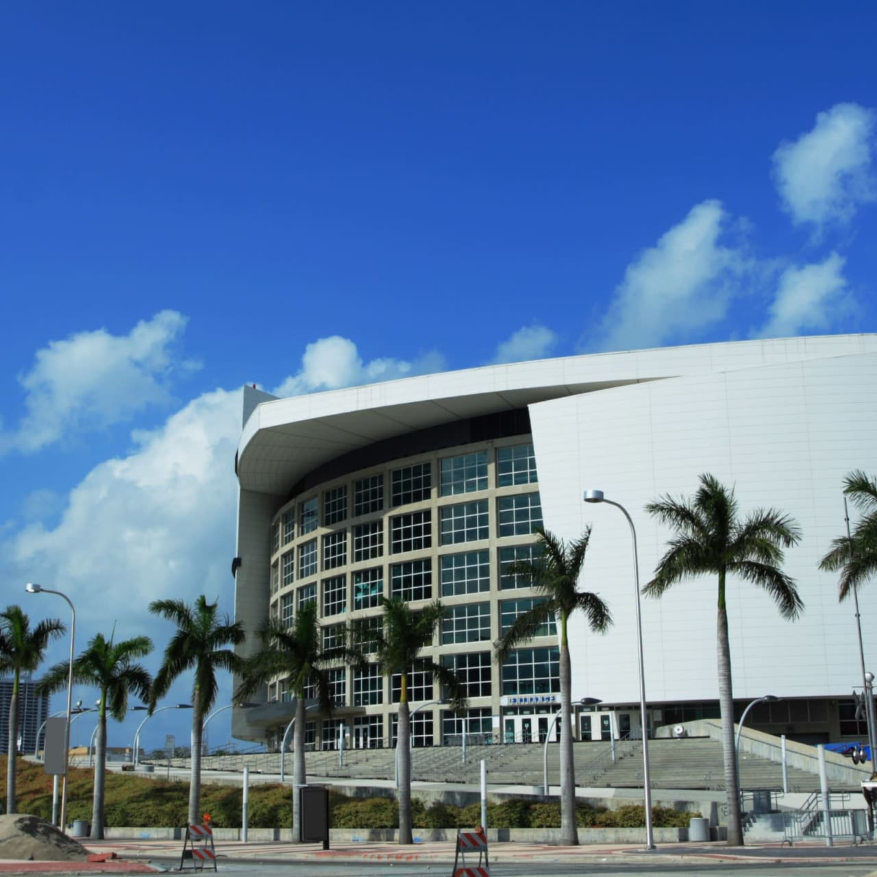 The American Airlines Arena has a new name