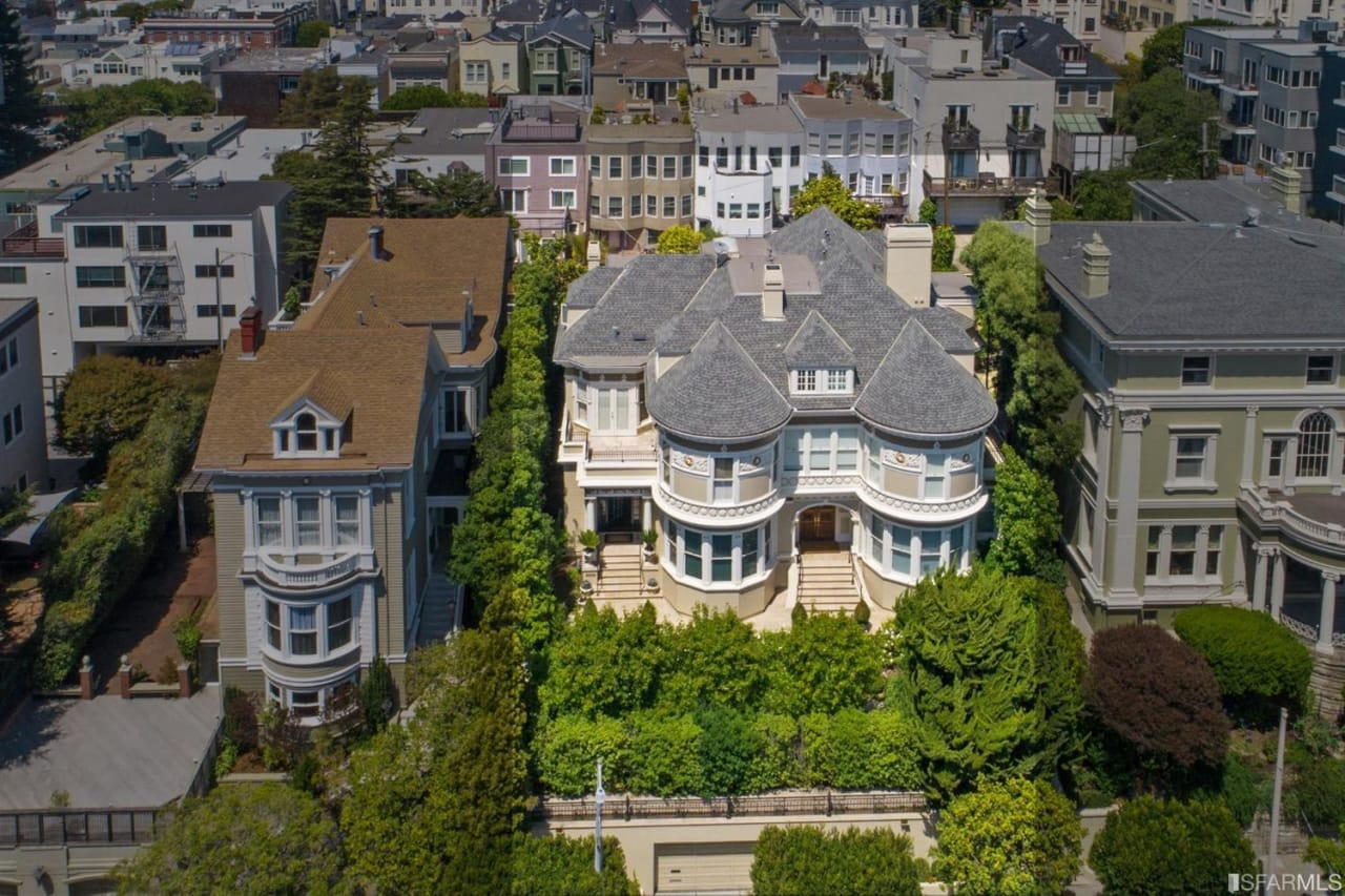 Iconic Pacific Heights Mansion