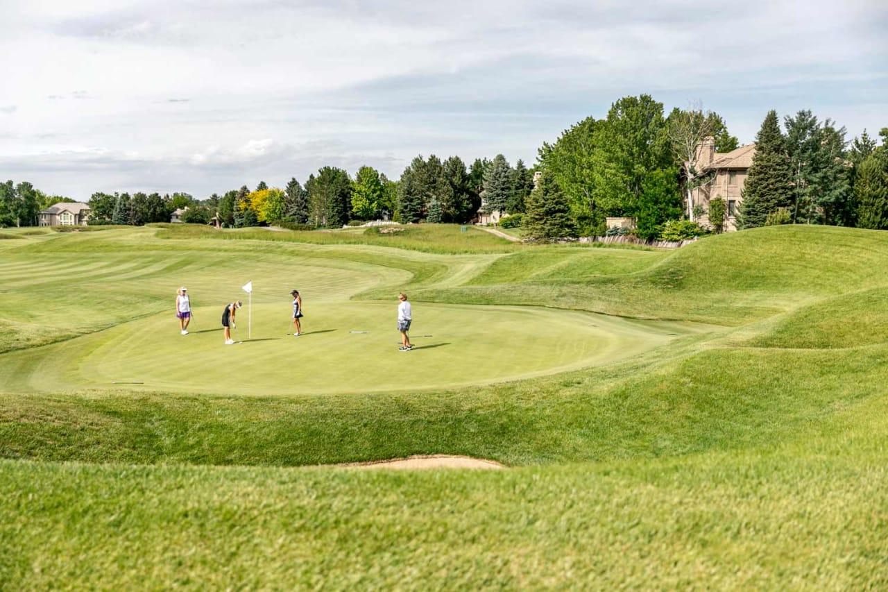 Private Golf in Cherry Hills - Cherry Hills, Glenmoor, Cherry Creek