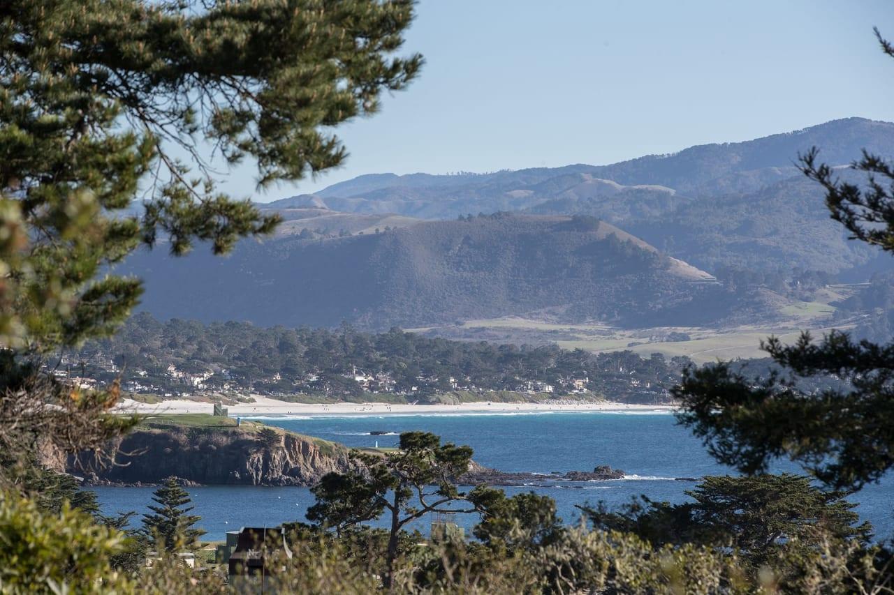 Pebble Beach Dream with Ocean Views