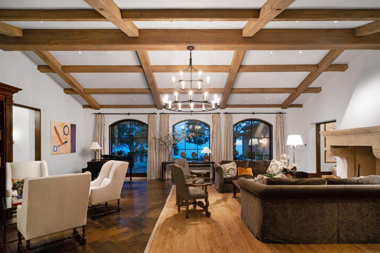 Eye on Design: Stunning Early California Ranch on Santa Barbara's Gaviota Coast