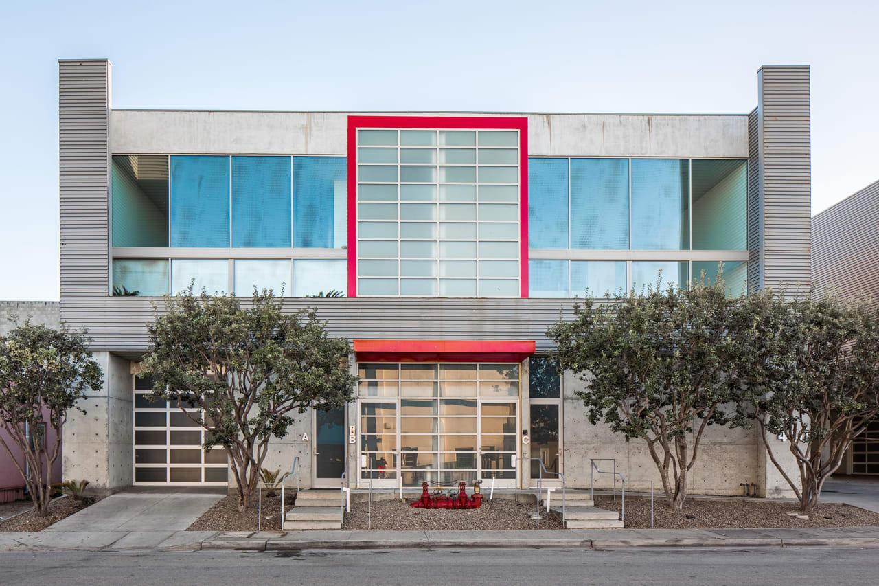 Jerrold E. Lomax, FAIA - Sand City Icon - 440 Ortiz Avenue
