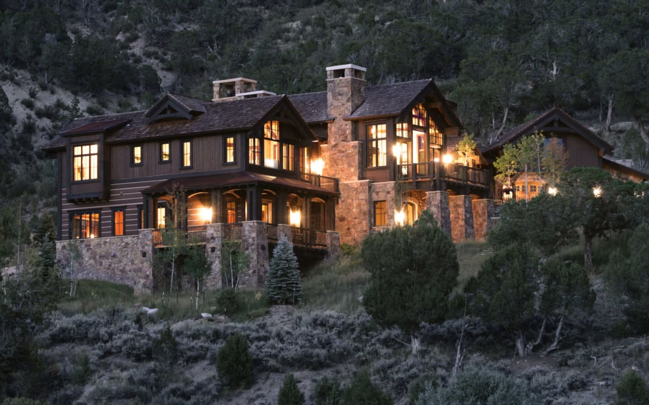 America's Next Top Remodel. Award-Winning Aspen Victorian Home Listed for $17M