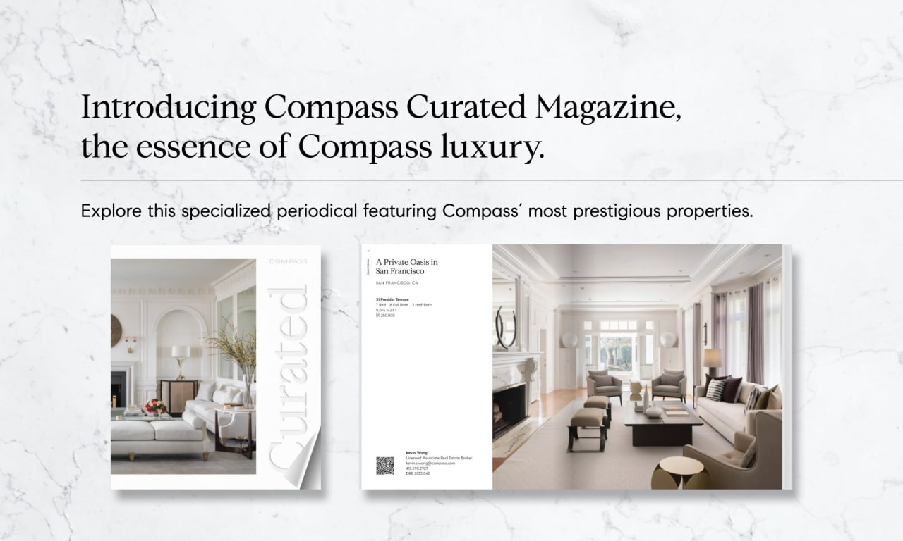 Introducing Curated Magazine