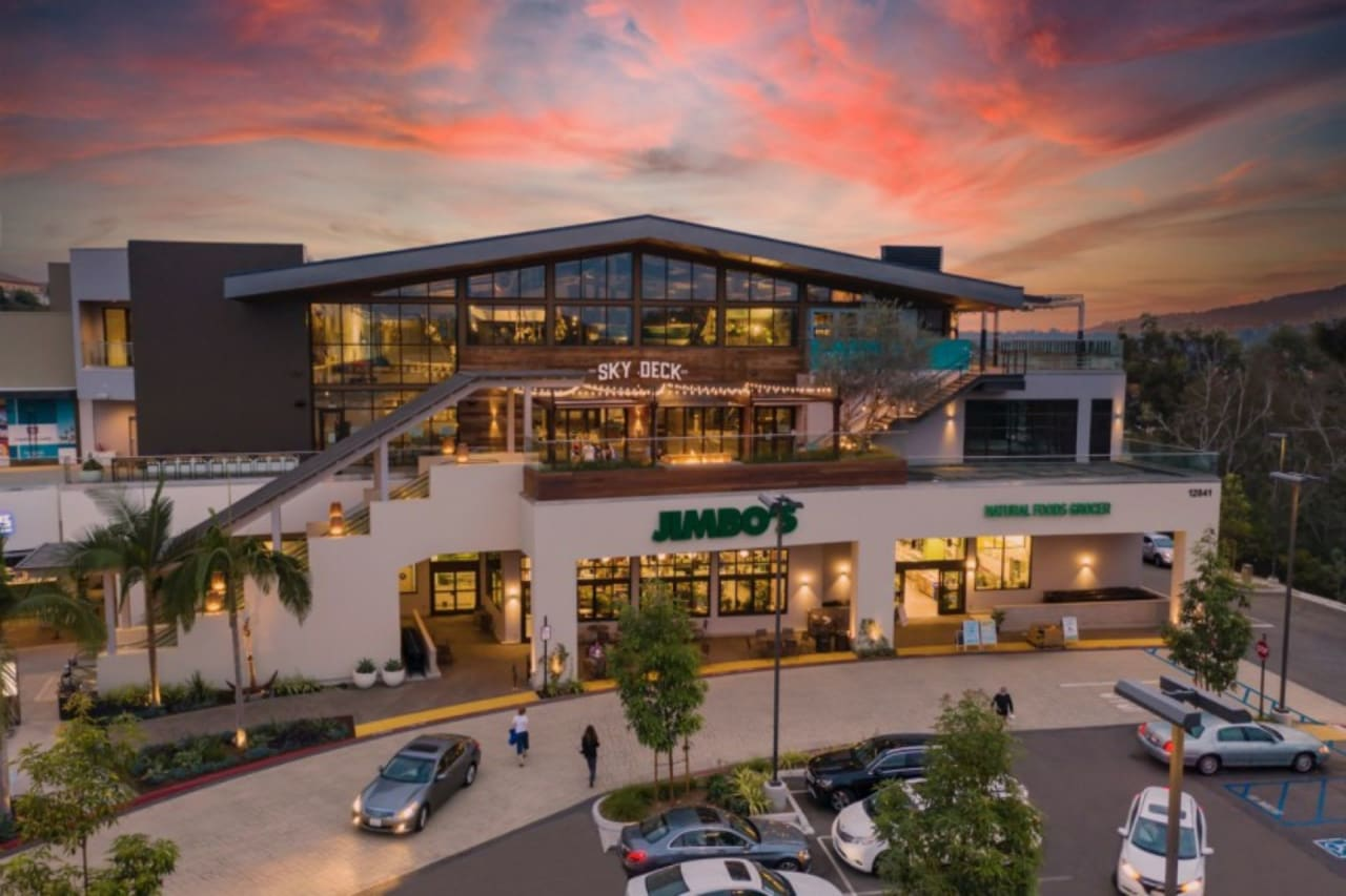 Nine Cuisines to Try at Sky Deck at Del Mar Highlands