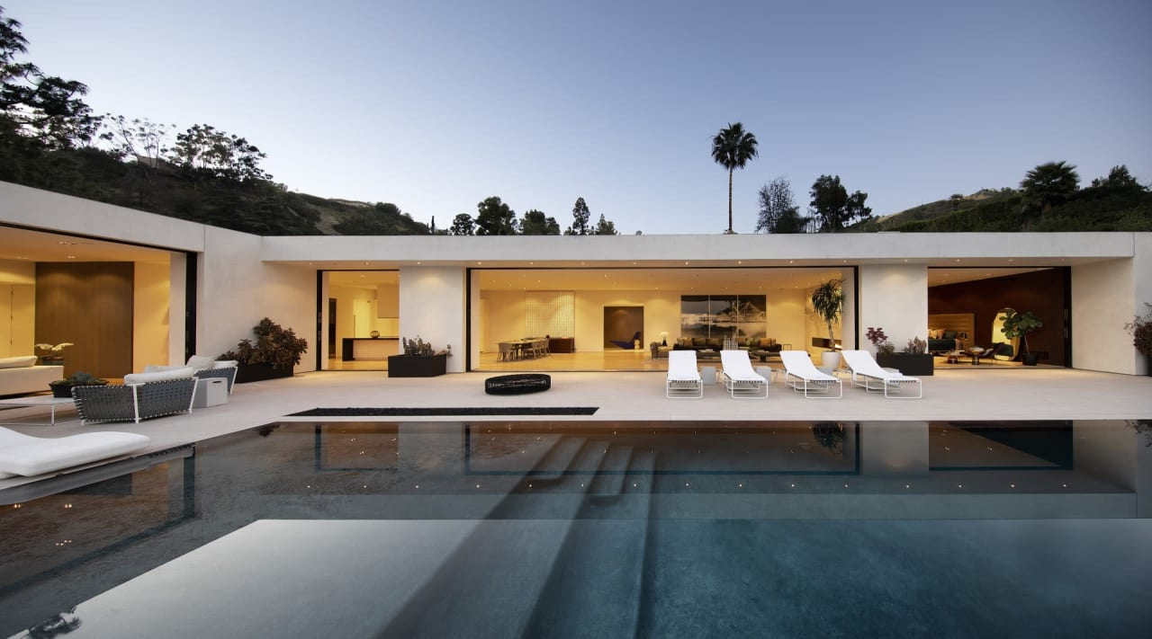 Contemporary Trousdale Masterpiece