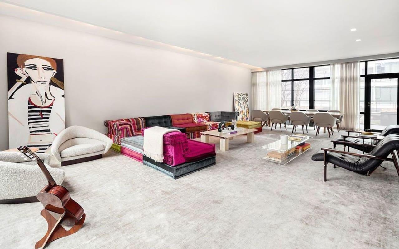 Fashion Mogul Lists West Village Apartment for $15 Million