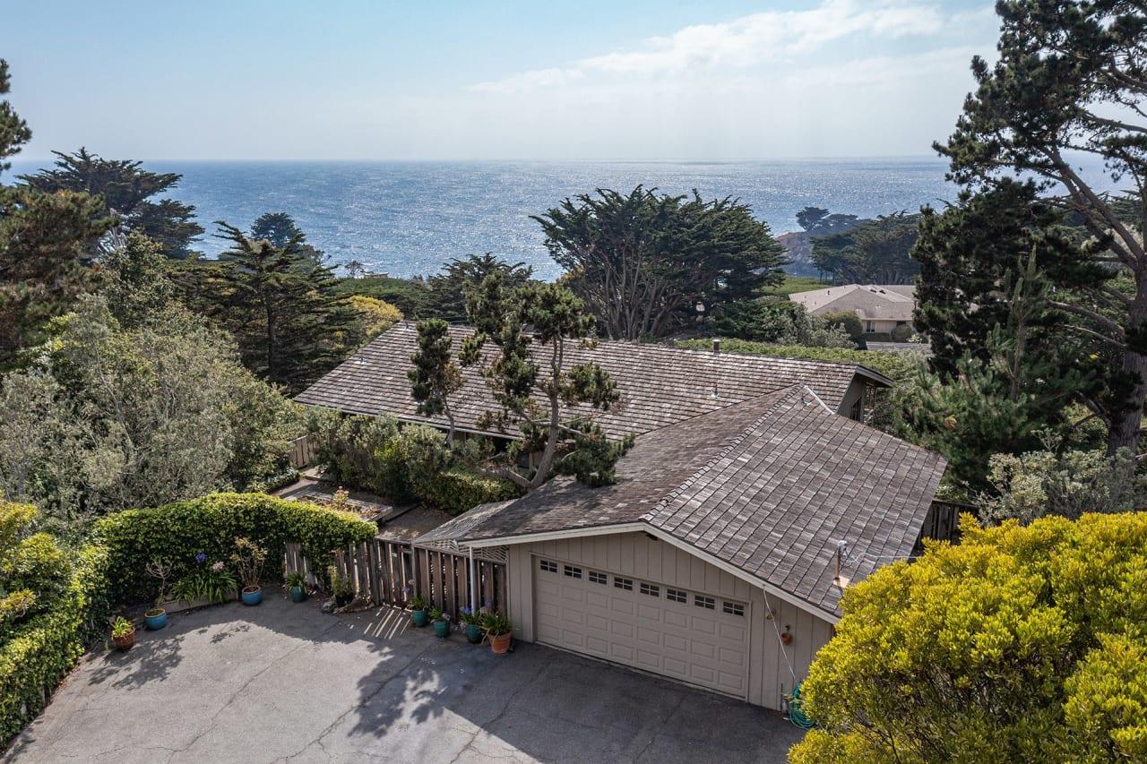 Spindrift Oceanview Retreat - 175 Spindrift Road, Carmel Highlands