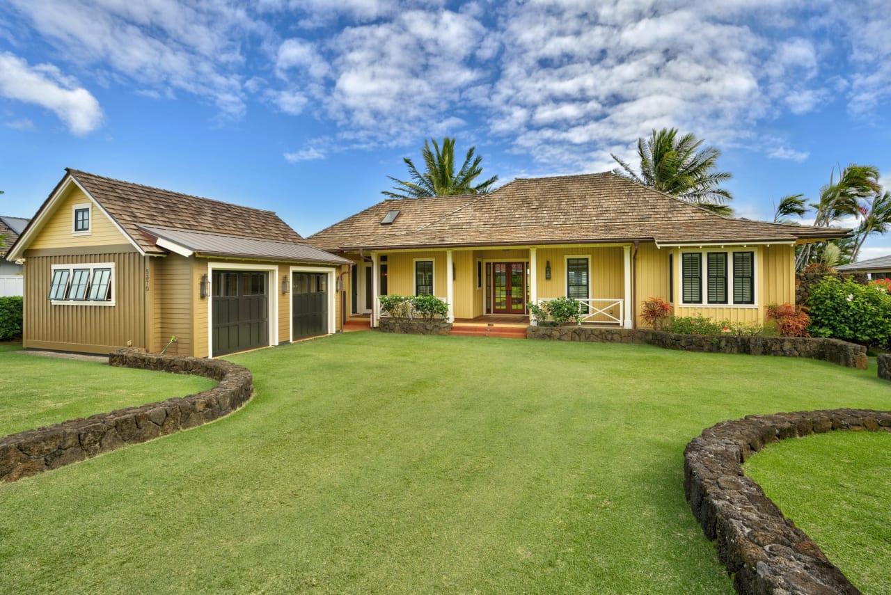 Kauai Real Estate, Kiahuna Golf Village Home Sold, Oahu Maui & Big Island Real Estate Year To Date