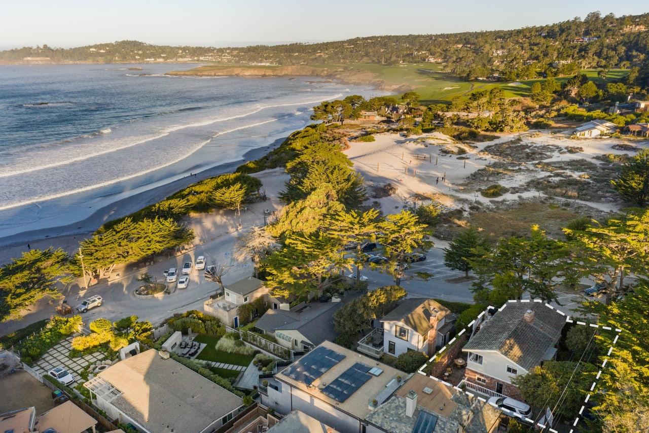 Ocean House  |  Carmel-by-the-Sea Luxury Rental