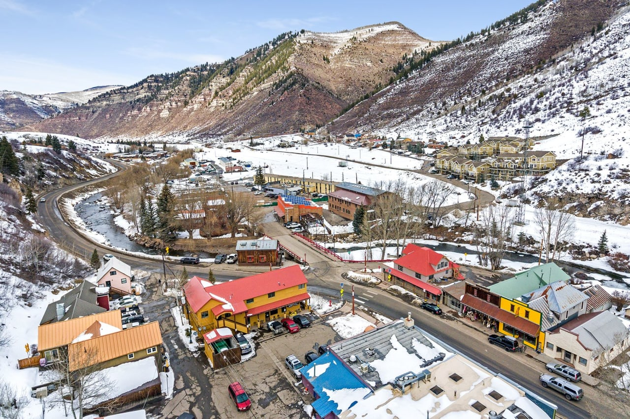 Minturn and Red Cliff