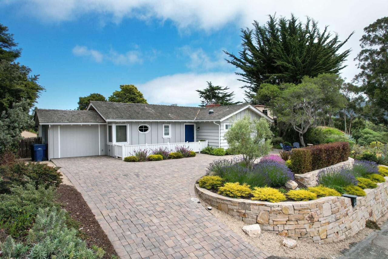 Carmel Gem - 26255 Dolores Street - House For Sale