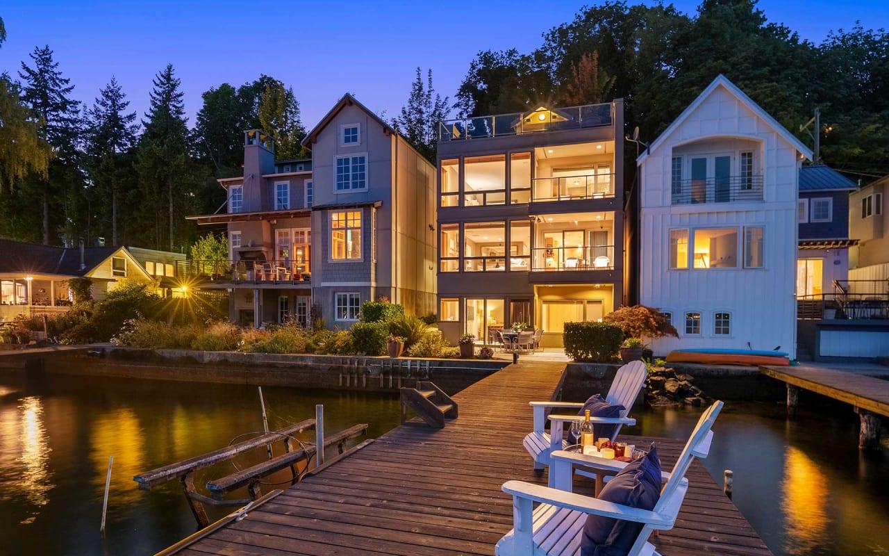 The Matthews Beach Lakeside Lifestyle Awaits